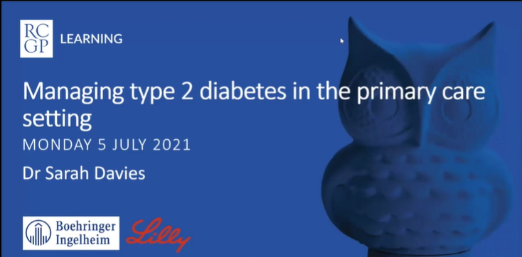 Image showing title of podcast: Top tips for prescribing in cardiorenal metabolic disease