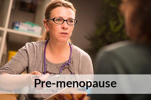 Pre-menopause