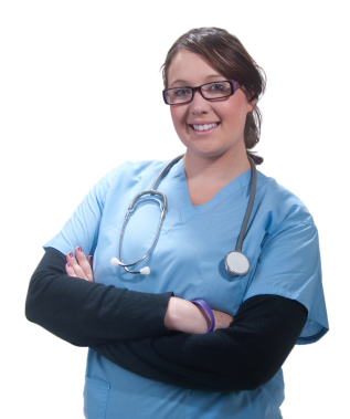 Picture of a nurse