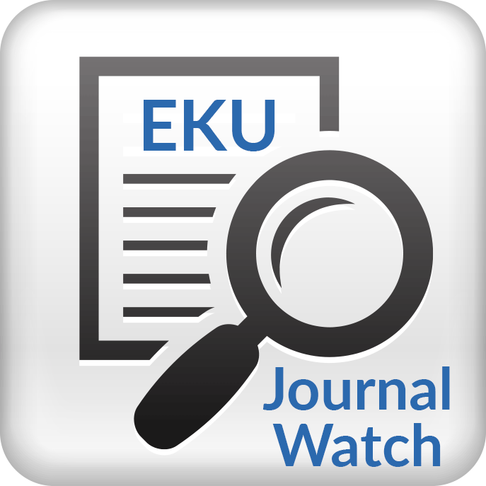 EKU Journal Watch
